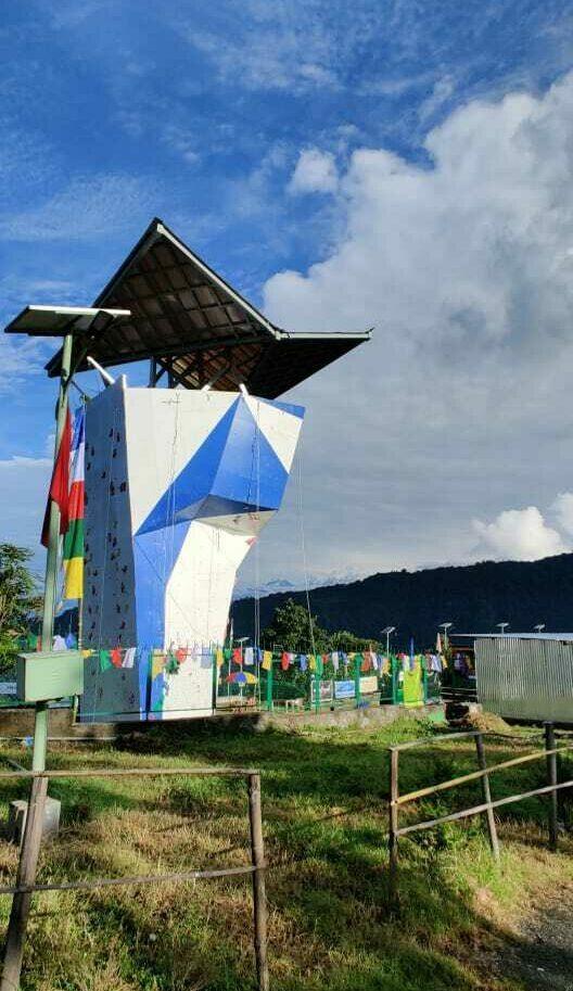 Sikkim-India-ep-climbing-wall